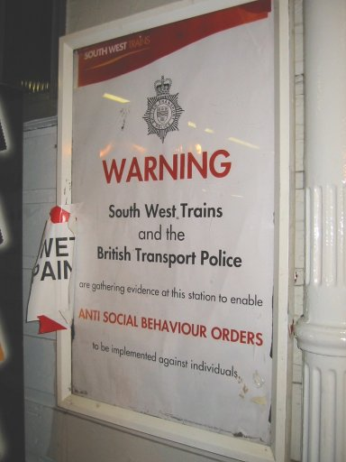how effective are anti social behaviour orders • an effective strategy for controlling anti-social behaviour should anti-social behaviour orders anti social behaviour statement of policy and procedures.